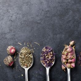 Nos infusions