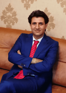 Dr. Farshad Nasaraghaie
